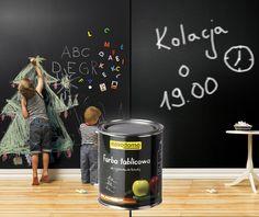Farba kredowa na podkład dla młodych artystów