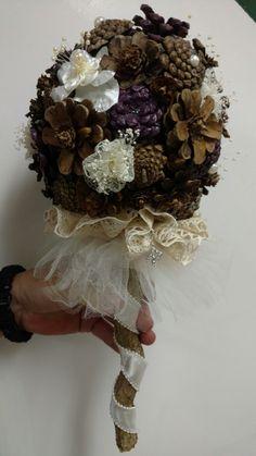 Pinecone Wedding Decorations, Pine Cones, Wreaths, Fall, Home Decor, Autumn, Homemade Home Decor, Door Wreaths, Deco Mesh Wreaths