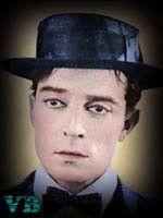 "Buster Keaton ""College"""