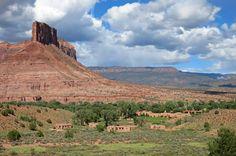 Gateway Canyons Resort, near Colorado National Monument - Photo by Andrew Harper via @harpertravel