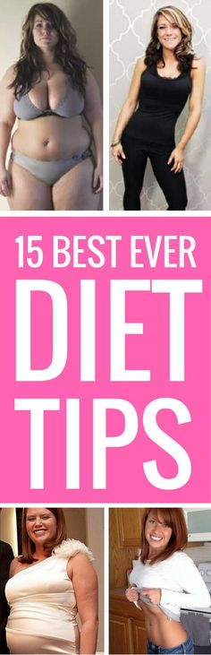 15 Best Ever Weight Loss Tips.