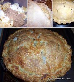 National Pie Contest winner Apple Pie recipe