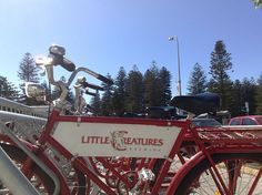 Freemantle, Western Australia - where my fave Little Creatures beer brewery is.