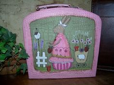 Get your RABBITS & EGGS here!...........JSTSFAAP by RENEE TOUSIGNANT on Etsy