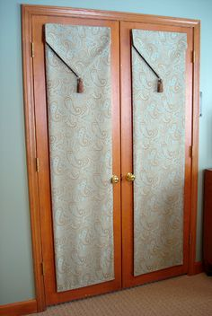 1000 Images About French Door Privacy On Pinterest