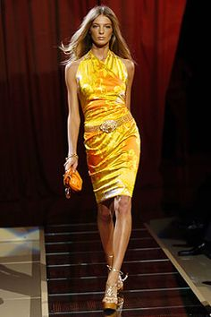 Versace   Spring 2005 Ready-to-Wear Collection   Style.com