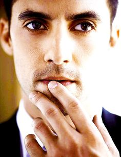 Milo Ventimiglia (Love him as the new serial killer on Gotham!)