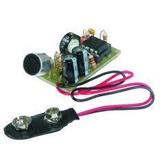 A Mini Microphone Preamplifier