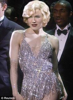 1920's glamour by Renee Zellweger as 'Roxy Hart' - 2002 - Chicago - @~ Mlle-I made a version of this dress in high school