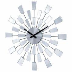 Mirrored Pixels Clock