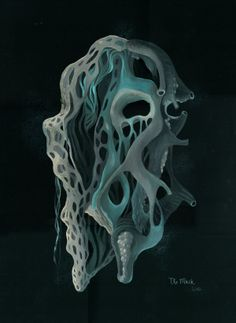 Personal work by Alice Wellinger, via Behance