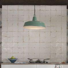 EliteTile Artisanal x Ceramic Field Tile in Blanco Kitchen Flooring, Kitchen Backsplash, Ceramic Tile Backsplash, Rustic Backsplash, Oak Flooring, Tile Grout, Kitchen Wall Tiles, Backsplash Ideas, Tiling