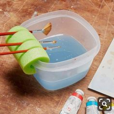 25 Pool Noodle Hacks That Will Improve Your Life is part of Crafts - Those colorful foam pool toys are useful all around the house and with a few tweaks, pool noodles can be even MORE fun in the water Fun Crafts, Diy And Crafts, Crafts For Kids, Arts And Crafts, Summer Crafts, Nature Crafts, Kids Diy, Decor Crafts, Space Crafts