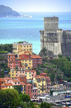 Lerici - Italy (von Giorgio Morganti)