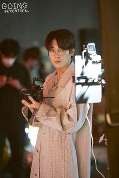 [V+GOING] GOING SEVENTEEN 2020 EP.46 BEHIND CUT | GOING #1 Seventeen Going Seventeen, Mingyu Seventeen, Mingyu Wonwoo, Seungkwan, Hoshi, Vernon, Hip Hop, Solo Photo, Won Woo
