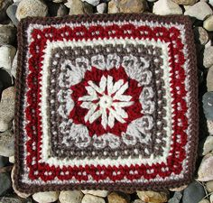Ravelry: Project Gallery for Lacy Stars Afghan pattern by Jennifer Christiansen McClain