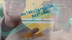Molekularküche Basics für Anfänger #05 - Heißes Orangen-Eis - YouTube Orange, Lava, Food Porn, Dessert, Youtube, Petit Fours, Ice, Reading, Deserts