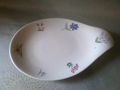 WOW! Fantastic price on this Eva Zeisel Platter designed  for Hall mid by Recycleddreamsatsilk