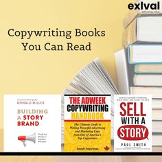 Copywriting Books for you. Why is Copy so important?  Do you know Copywriting is the only way to make successful Ads or any strategy?  No matter how much money you put for any Ads, you will waste if your Copy is not converting.  People coming to a landing page by any means, what do they see? Written thing, right? That's a Copy.  No matter if it's Sales Page or informational Page, impact drops on the users when you have a beautiful Copy. Marketing And Advertising, Digital Marketing, Copywriting, The Only Way, Did You Know, Landing, Success, Ads, Posts