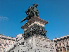Piazza del Duomo, Milan, Lombardia, Italia 3/2013