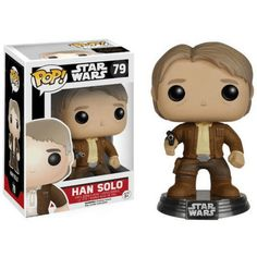 Figurine POP Star Wars EP7 Han Solo