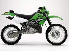 KDX 200R, 2005