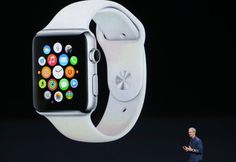 O Apple Watch, que começa em US $ 349, estará disponível no início de 2015. O relógio requer modelos de iPhone 5 e o mais recente para funcionar, disse Cook. Check in www.terapiadoluxo.com.br