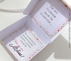DIY DIA DAS MÃES - TE INVENTARIA EXATAMENTE ASSIM - BLOG NAMORADA CRIATIVA - 08 Mom Day, Bullet Journal, Scrapbook, Blog, Education, Party, Gifts, Stickers, Chocolate