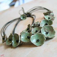 Bead idea - make to look more like flowers