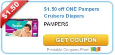 Tri Cities On A Dime: SAVE $3.00 WITH 2 COUPONS ON PAMPERS CRUISERS AND ...