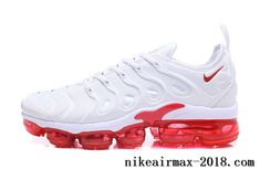 online store 604eb dd835 Spring Summer 2018 Factory Authentic Nike Air Max Tn Tn Air Vapormax Plus  924453 102 Homme Blanc 40 45 Shoe