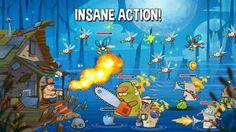 Swamp Attack v1.8 Mod Apk [Money-Energy] (Link Update) ~ My GameZz