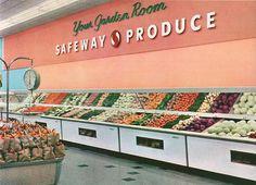 Your Garden Room    Safeway, 1953