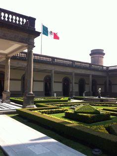México castillo de Chapultepec