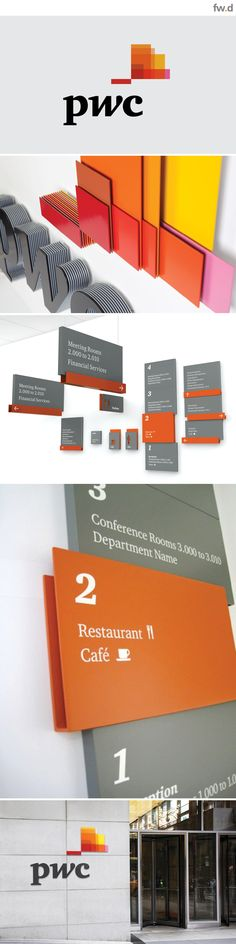 Brand implemenation and signage design specifications for the…