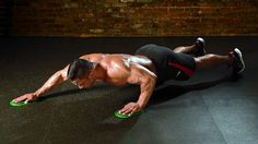 Strengthen your midsection and carve out washboard abs with this challenging move.