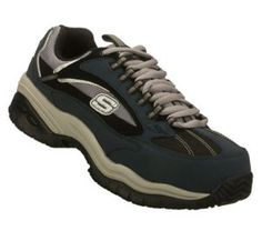 Men's Skechers Soft Stride - Compo - Navy