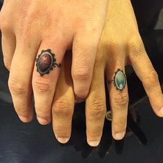 wedding jewelry ring tattoos