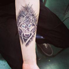 tatto lobo