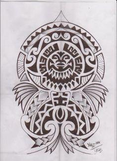 Polynesian tattoo by ~KymYnez on deviantART