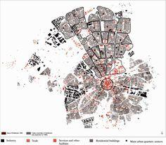 Antonio Zumelzu_Spatial identification of functions and urban quarter's boundaries in Woensel area 2012