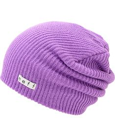585c21a3 Accent your outfits with a stylish vibrant neon purple colorway in an  oversized slouchy fit for