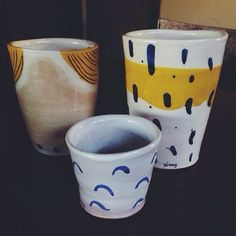 Ginny Sims ceramics, my faves