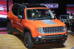 2015 Jeep Renegade Price, Specs and Release