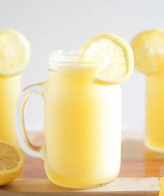 Frozen Mango Lemonade | 18 Mouthwatering Ways To Eat Mango This Summer