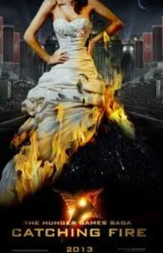 The Hunger Games Catching Fire!