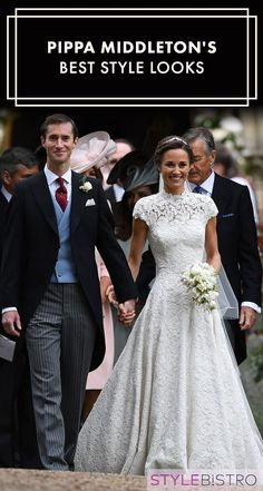 Pippa Middleton's Best Style Looks