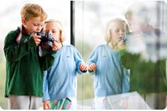 How to teach kids to take good photographs