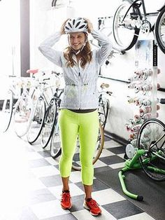 Cycling can burn 500  calories an hour. What to know before you push the pedals. #fitnessmagazine