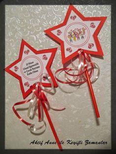 """""""23 Nisan Ulusal Egemenlik ve Çocuk Bayramı""""mızı çocukların elinde mini pankarlarla kutlamaya ne dersiniz.   :))                 Bunun i..."""